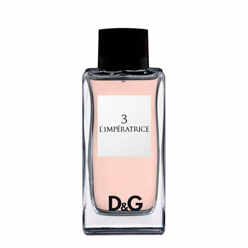 dolce gabbana d g collection no 3 l 39 imperatrice eau de toilette 100ml spray the fragrance shop. Black Bedroom Furniture Sets. Home Design Ideas
