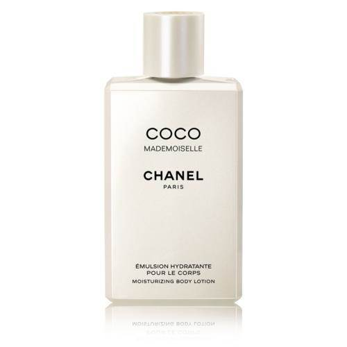 coco chanel mademoiselle body lotion