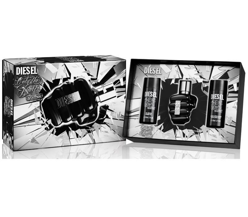 Diesel tattoo eau de toilette 50ml gift set the for Diesel only the brave tattoo gift set 50ml