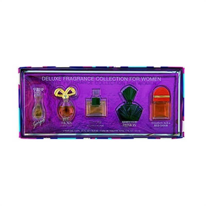elizabeth arden miniatures eau de parfum 20ml gift set. Black Bedroom Furniture Sets. Home Design Ideas