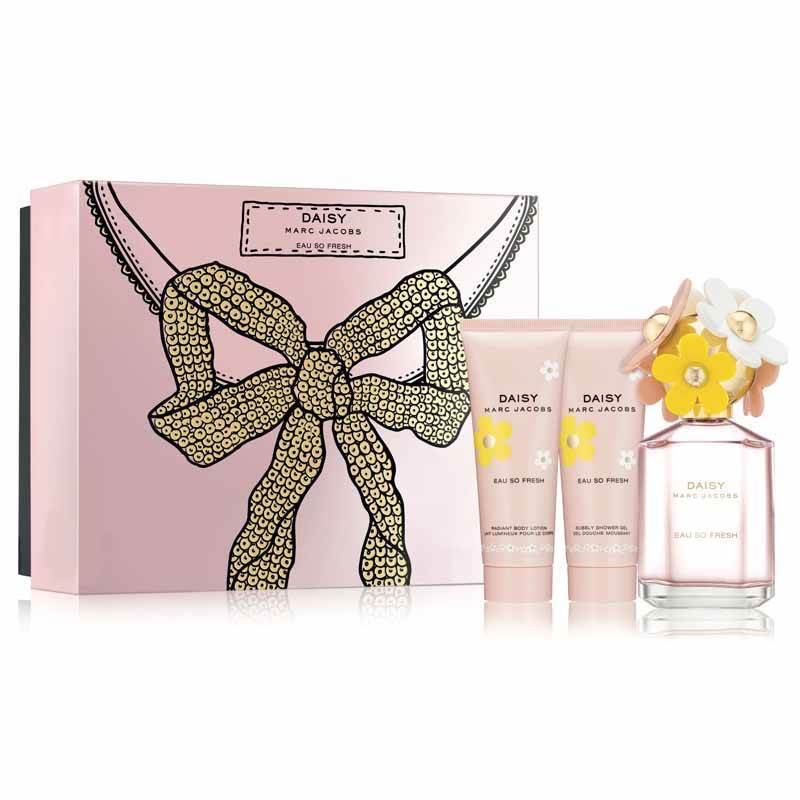 Marc Jacobs Perfume: Daisy Eau So Fresh 75ml 2015 Gift Set