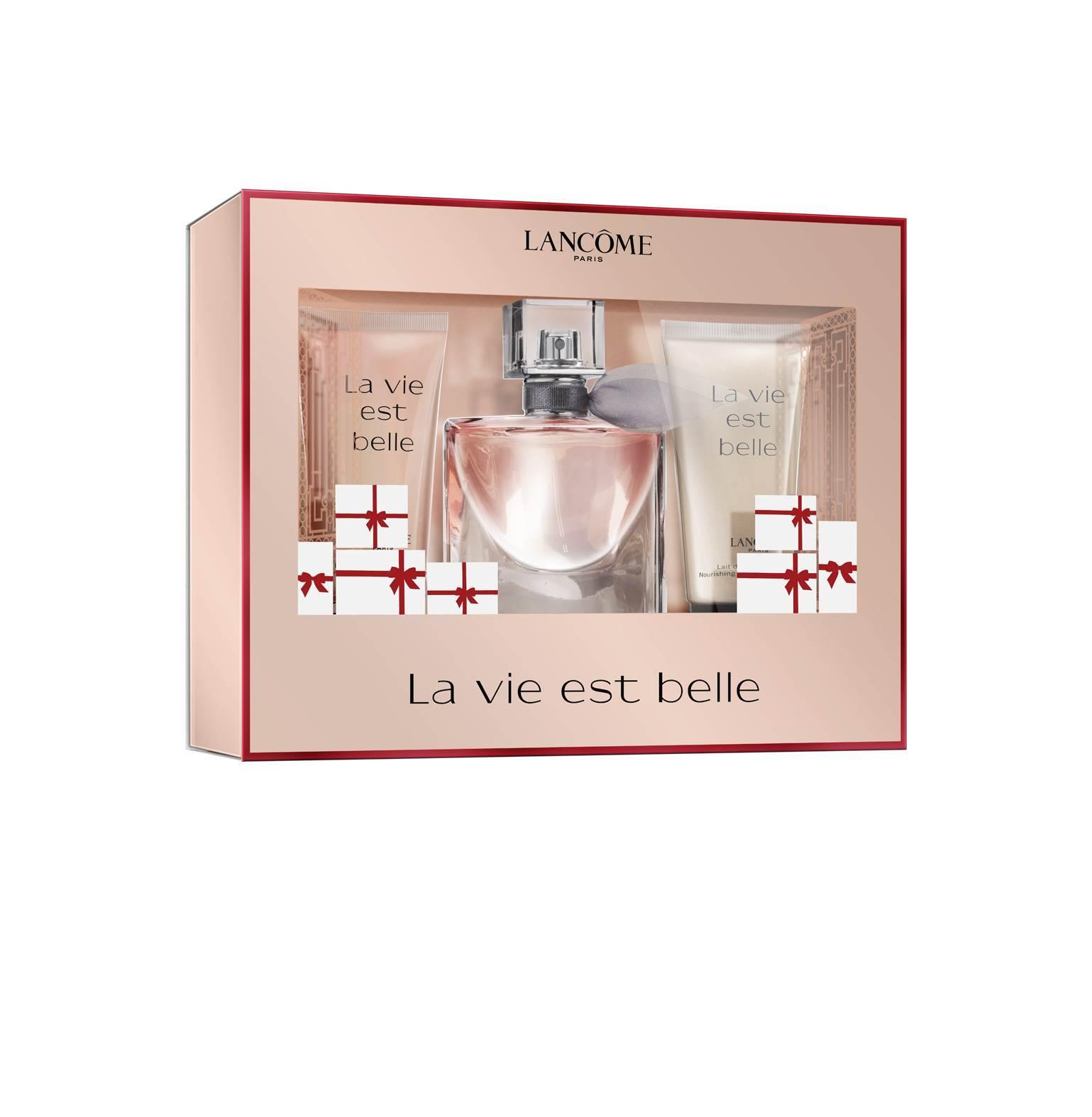 Lancome La Vie Est Belle Summer 2016 Eau De Parfum 30ml Gift Set