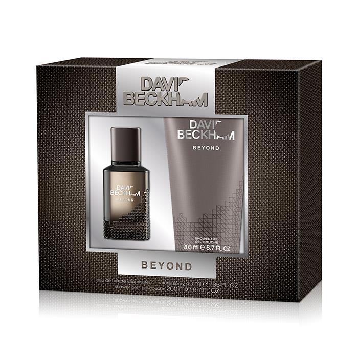 david beckham beyond edt 40ml xmas 16 aftershave gift set. Black Bedroom Furniture Sets. Home Design Ideas