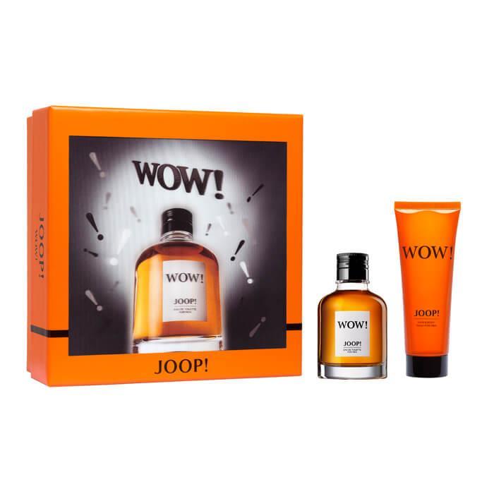 shop joop wow eau de toilette 60ml shower gel gift set. Black Bedroom Furniture Sets. Home Design Ideas