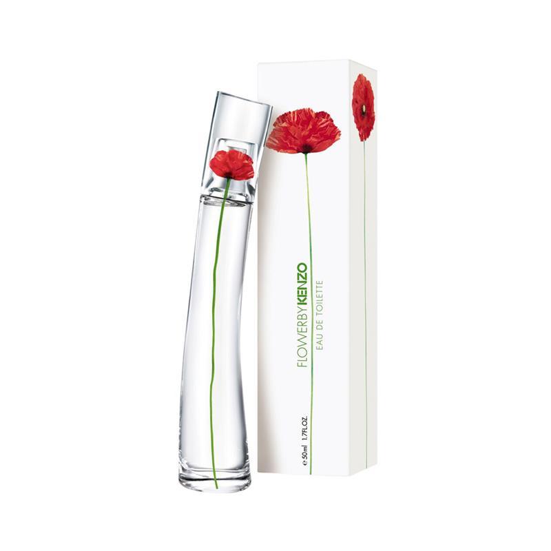 kenzo flower by kenzo eau de toilette 50ml spray