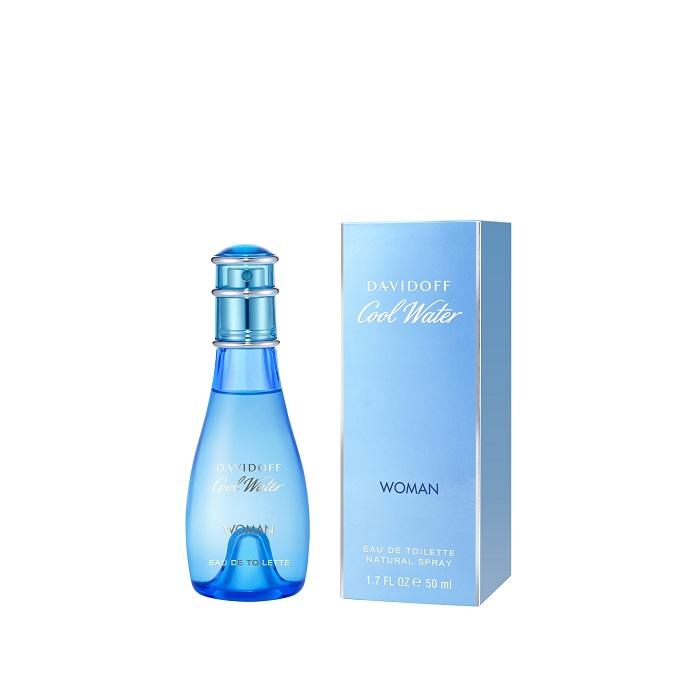 Davidoff Cool Water Eau De Toilette Natural Spray