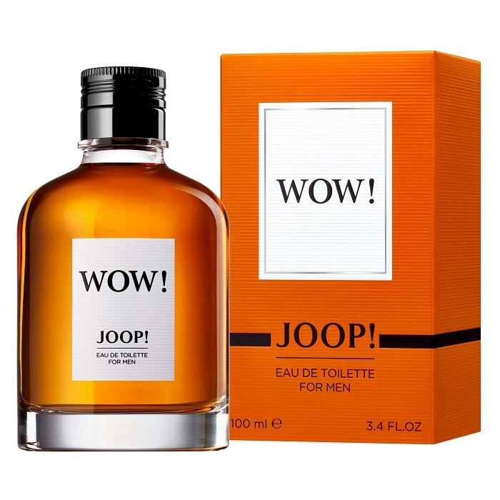 joop wow eau de toilette 100ml spray. Black Bedroom Furniture Sets. Home Design Ideas