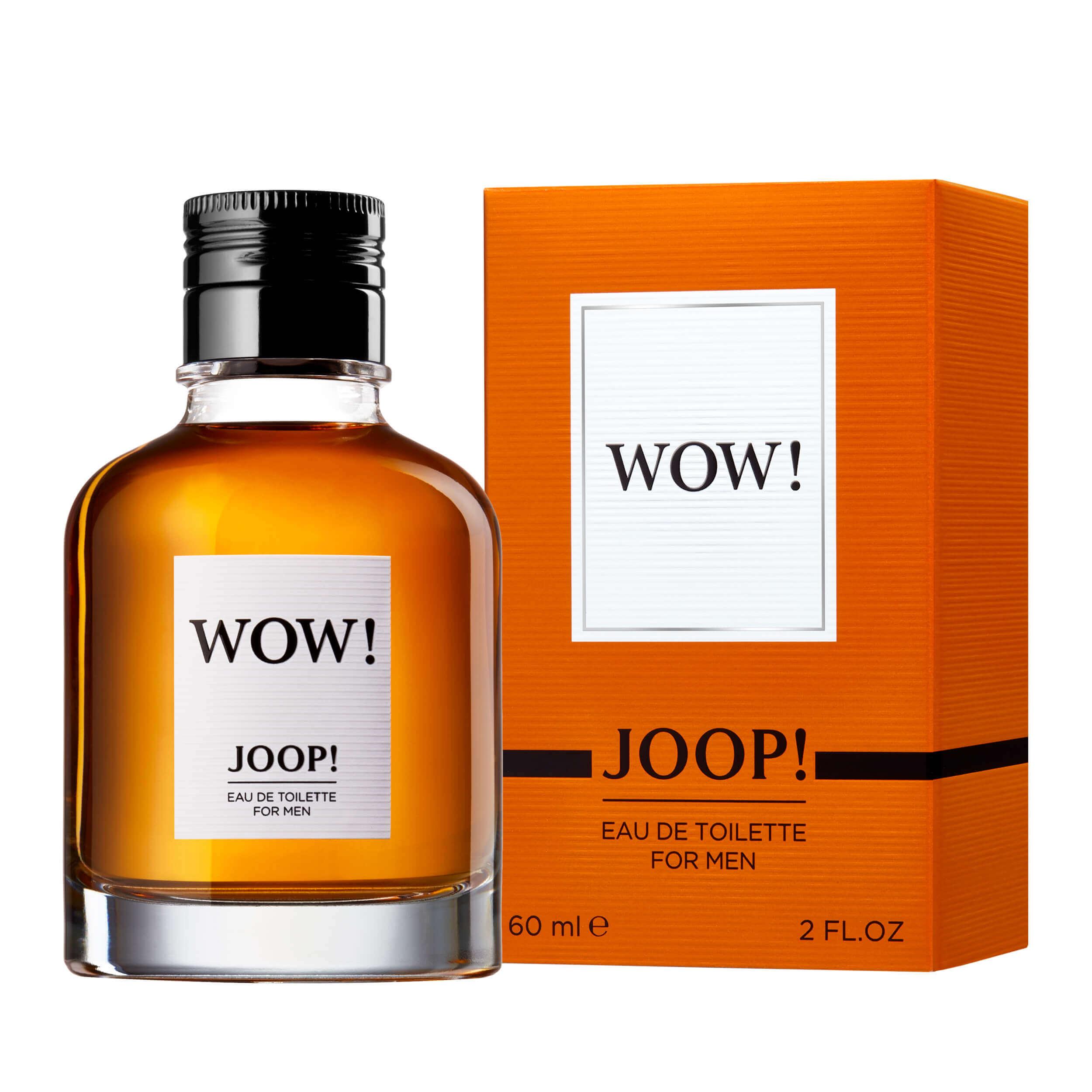 joop wow eau de toilette 60ml spray. Black Bedroom Furniture Sets. Home Design Ideas