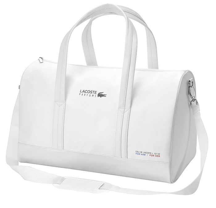 Lacoste Gift With Purchase Weekend Bag
