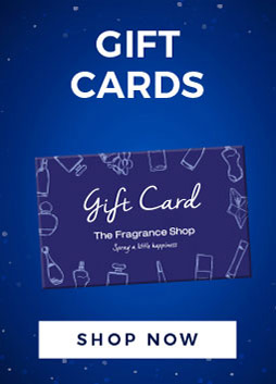 Christmas fragrance gift cards