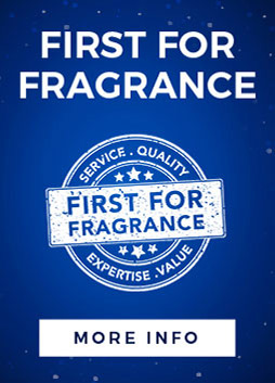 First for fragrance