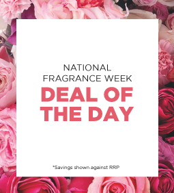 Celebrate National Fragrance Week with The Fragrance Shop. NEW DEALS EVERY DAY.