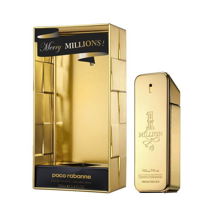 e07c402073 Paco Rabanne 1 Million Limited Edition Eau De Toilette 100ml Spray