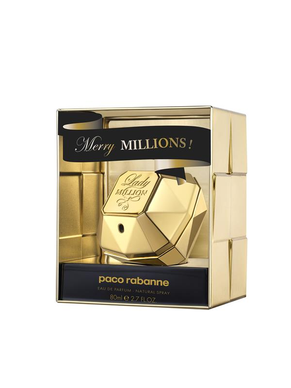 Paco Rabanne. Lady Million For Women