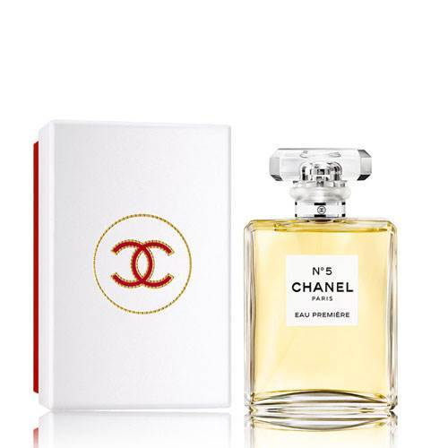 Chanel N5 Eau Premiere Eau De Parfum Spray 50ml In Gift Box The