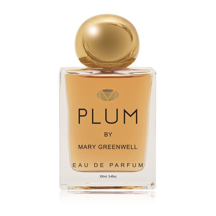 Plum perfume by mary greenwell