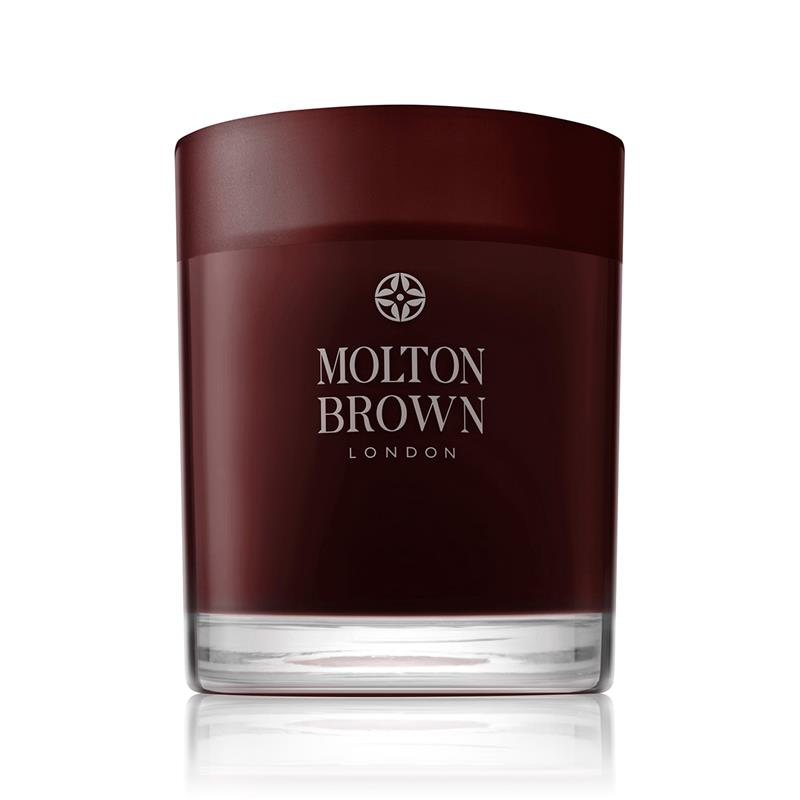 wick black singles 1) molton brown black leather accord and cade single wick candle 2) molton brown oudh accord and gold single wick candle 3) molton brown patchouli and saffron.