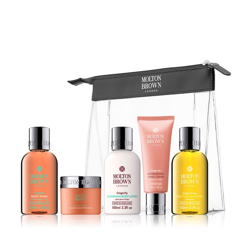 Molton Brown Gifts Women's Travel Luxuries Set