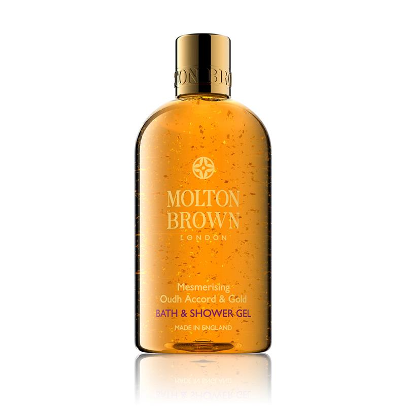 Molton Brown Bath Amp Body Oudh Accord Amp Gold Body Wash 300ml