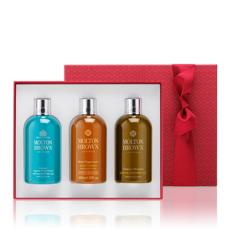 Molton Brown Gifts Adventurous Experiences Bathing Gift Set