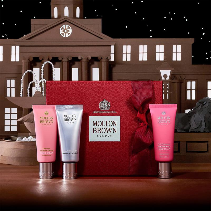 Molton Brown Gifts Embracing Hand Cream Gift Set ...