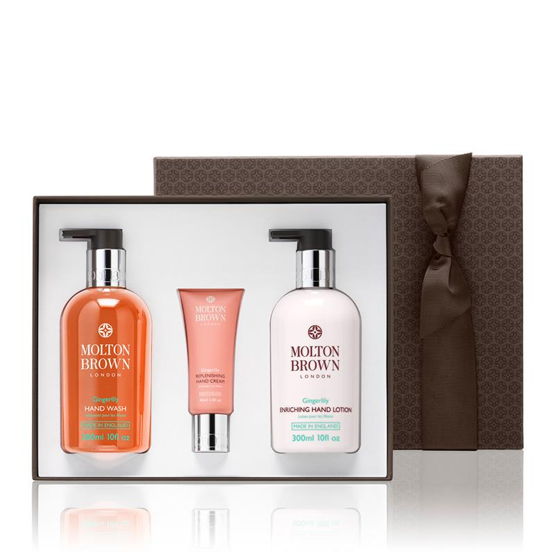 Molton Brown Gifts Heavenly Gingerlily Hand Gift Set ...