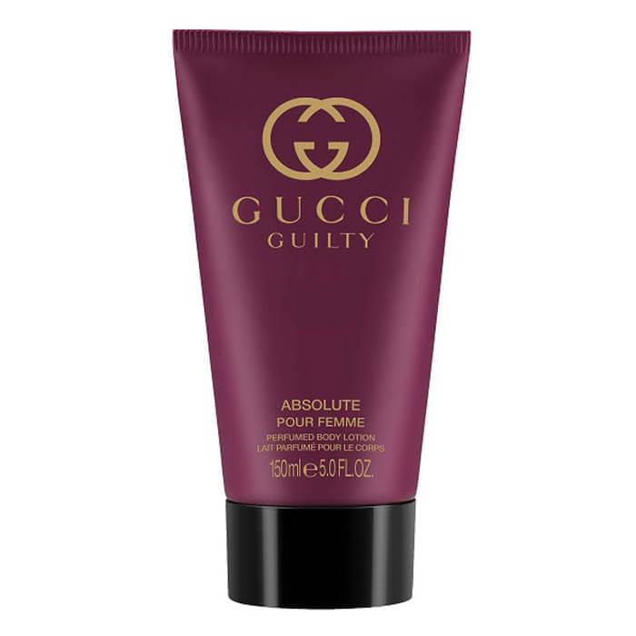 5b8b8b4f2a Gucci Gucci Guilty Absolute For Her Body Lotion 150ml | The Fragrance Shop
