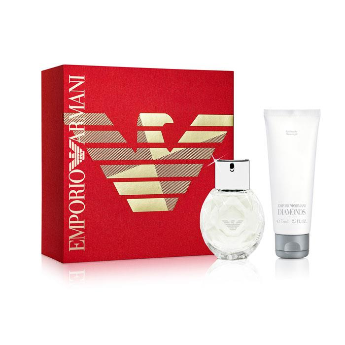 Giorgio Armani Diamonds Eau De Parfum 30ml Gift Set The Fragrance Shop