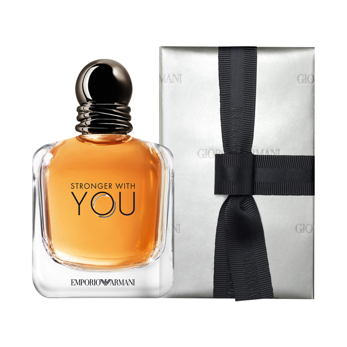 e5600b73a2 Gift Wrapped Stronger With You 100ml EDT | Emporio Armani