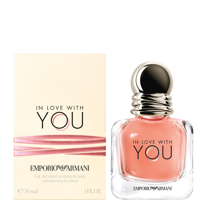 4d4518a562 Giorgio Armani. Emporio She Because Its You Intense. Eau De Parfum 30ml  Spray