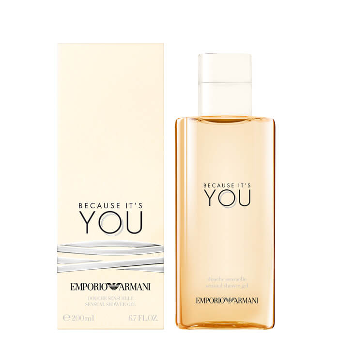 Because It s You Shower Gel For Her 200ml   Emporio Armani 49eb196eec