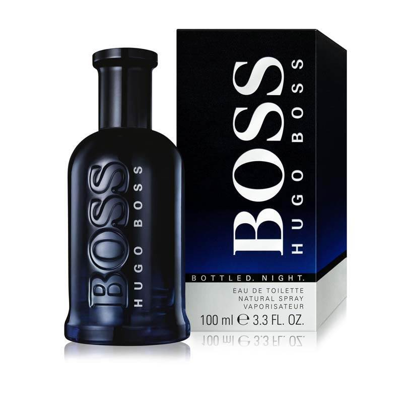 eb068a511f02 ... HUGO BOSS BOSS Bottled Night Eau De Toilette 100ml Spray