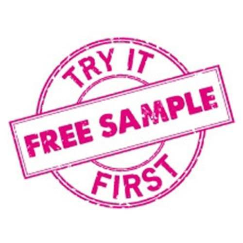 free samples with all online orders the fragrance shop